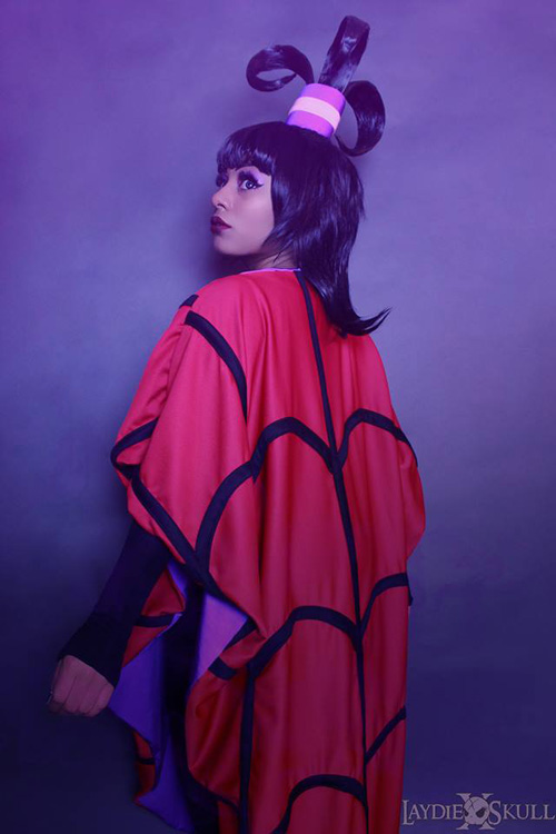 Lydia Deetz from Beetlejuice Cosplay