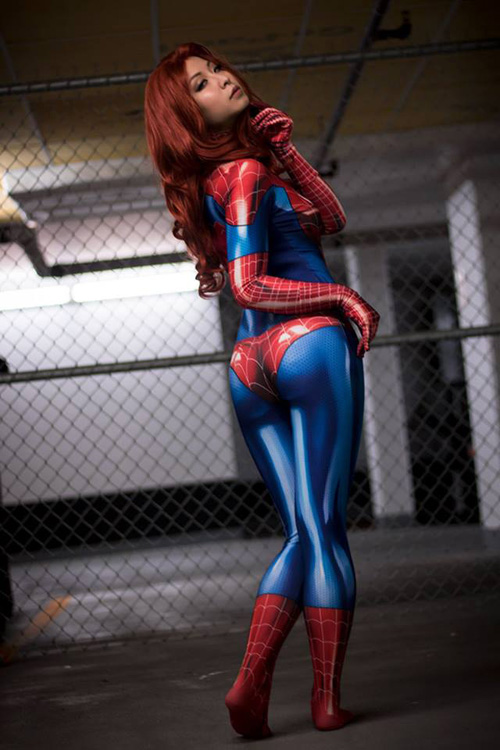 Mary Jane Cosplay