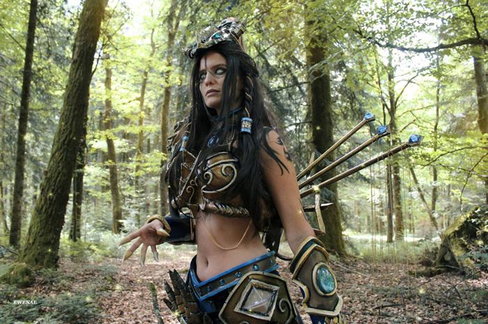Nozdormu from World of Warcraft�Cosplay
