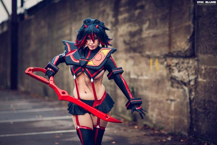 Ryuko from Kill la Kill Cosplay