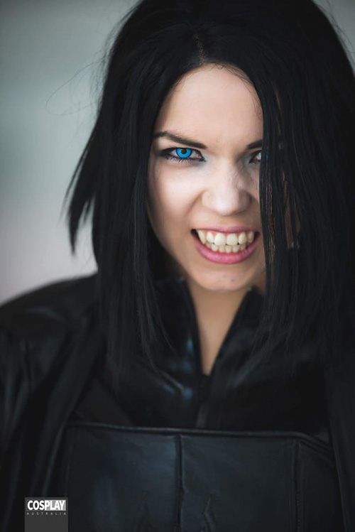 Selene from Underworld Cosplay