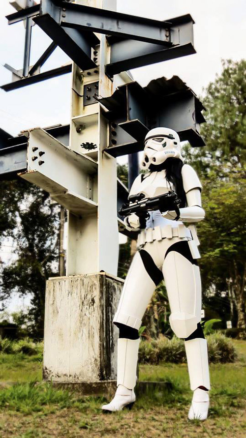 Stormtrooper Star Wars Cosplay