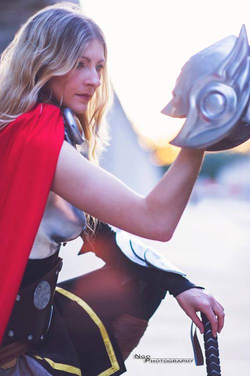 Thor Cosplay