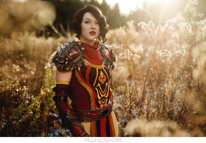Vanessa Vancleef from World of Warcraft