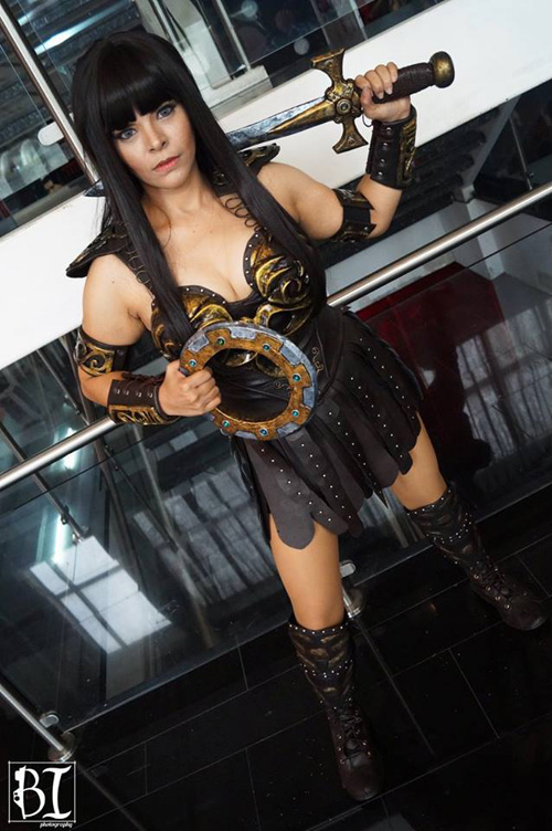 Xena: Warrior Princess Cosplay