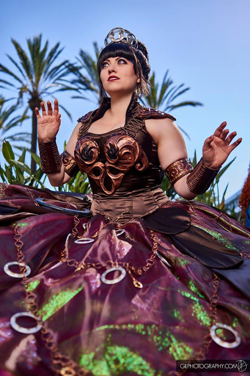 Xena: Warrior Disney Princess Cosplay