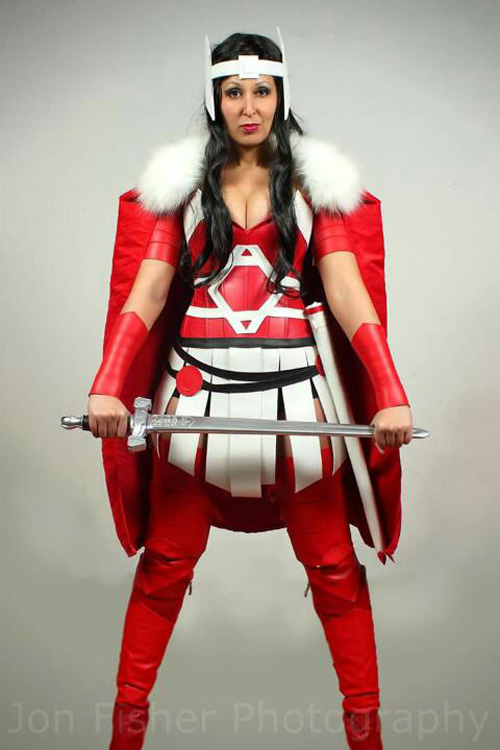 Lady Sif Cosplay
