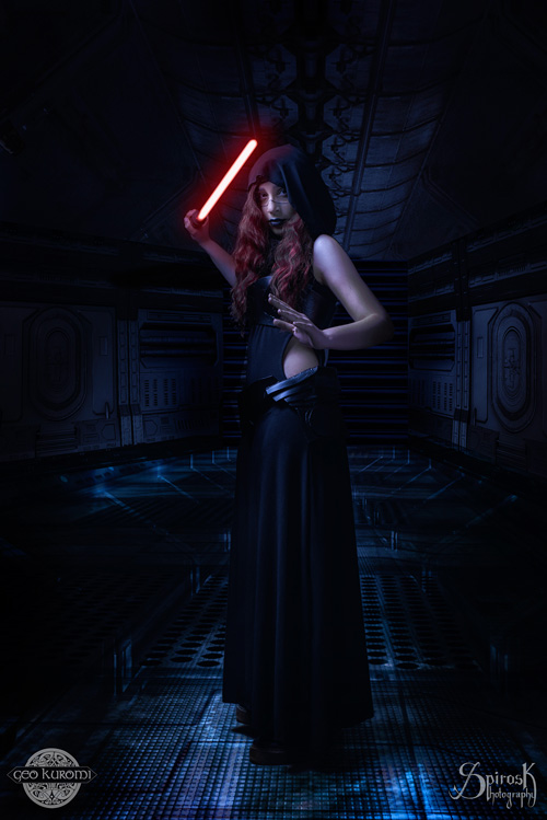 Sith Cosplay