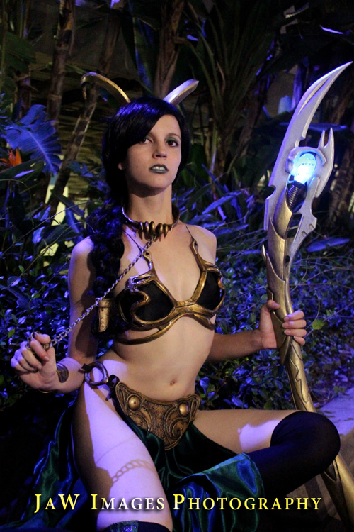 Princess Slave Loki Cosplay