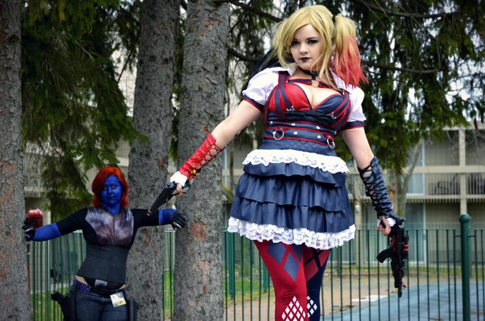 Arkham Knight Harley Quinn Cosplay