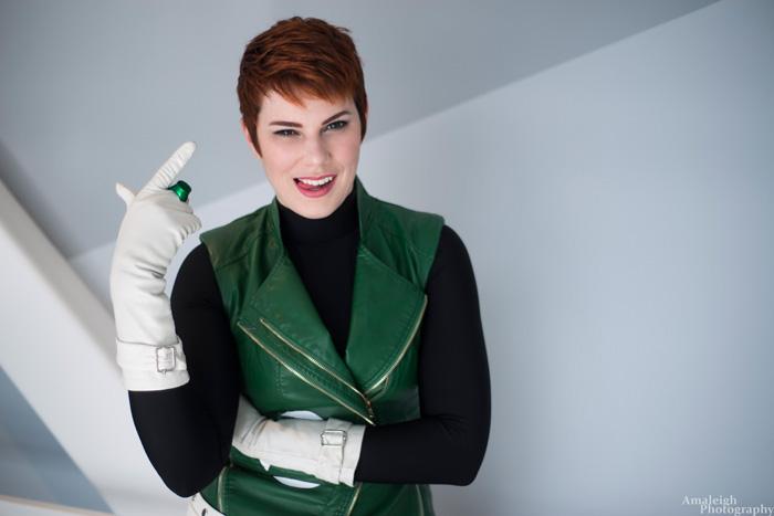 Green Lantern Cosplay