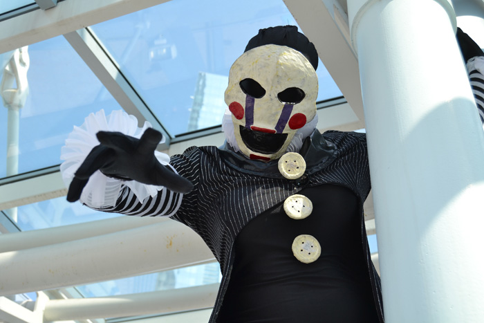 Marionette from Five Nights at Freddys Cosplay