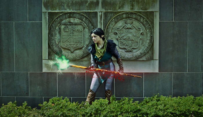 Merrill from Dragon Age II Cosplay