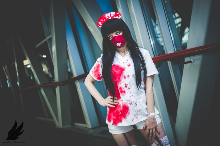 Sick Nurse Cosplay