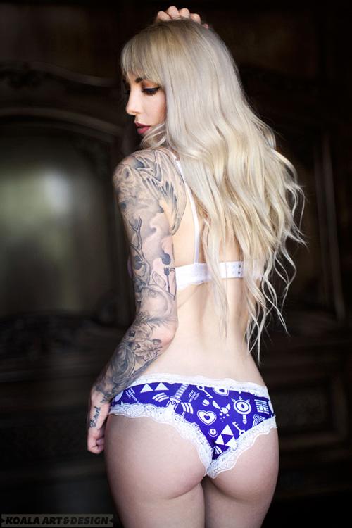 Nerdy Underwear Line