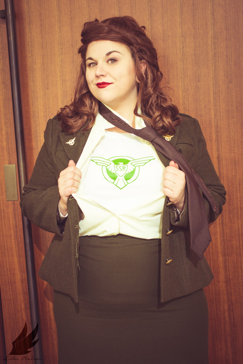 Peggy Carter Cosplay