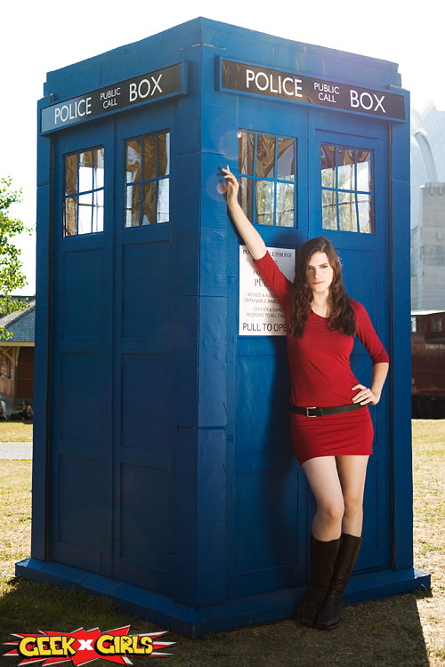 Clara from Doctor Who Cosplay