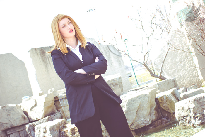 Dana Scully Cosplay