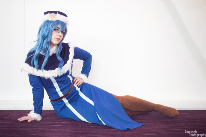 Juvia from Fairy Tail Cosplay