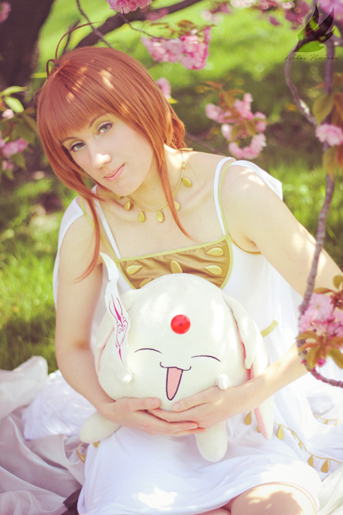Princess Sakura Cosplay
