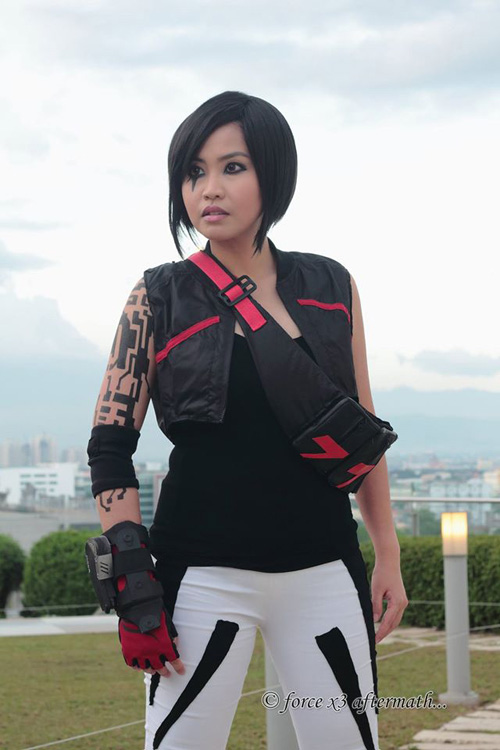 faith from mirrors edge catalyst cosplay