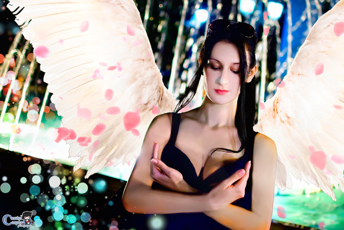 Phoebsu0026#39; Wonderland looks stunning cosplaying as Nico Robin (Dressrosa ...