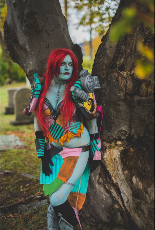 Battle Sally Cosplay