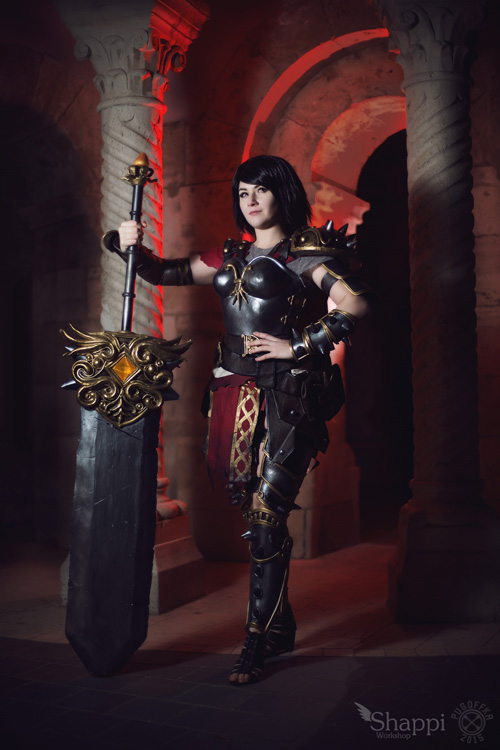 Bellona from Smite Cosplay