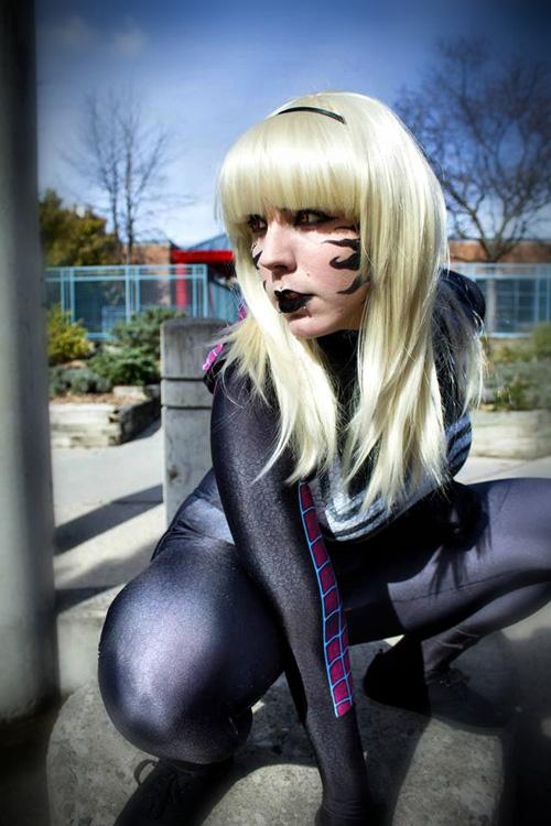 Gwenom Cosplay