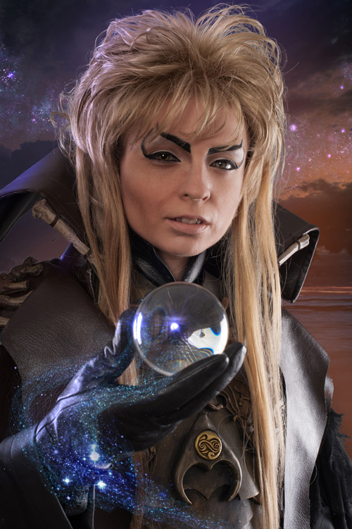 How Much Is A Paint Job >> Jareth from Labyrinth Cosplay
