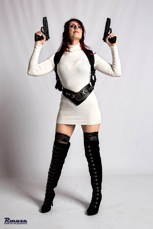 Lana kane cosplay hot