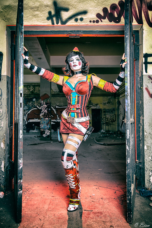 Moon Moxxi Cosplay
