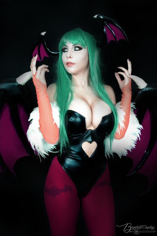 Darkstalkers cosplay