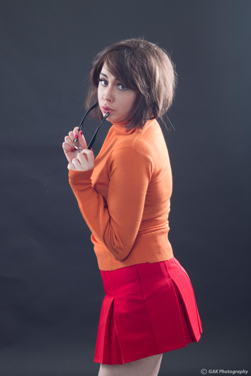 Velma from scooby doo has an amazing pair of tits - 2 2