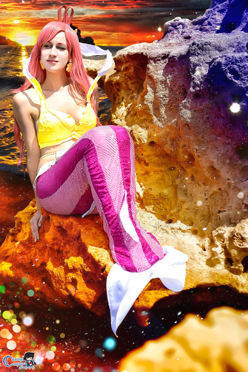 Shirahoshi from One Piece Cosplay