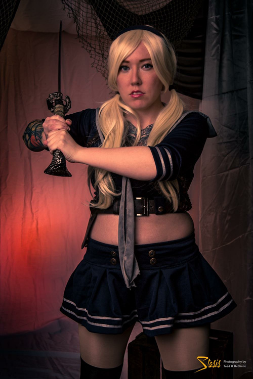 Babydoll from Sucker Punch Cosplay