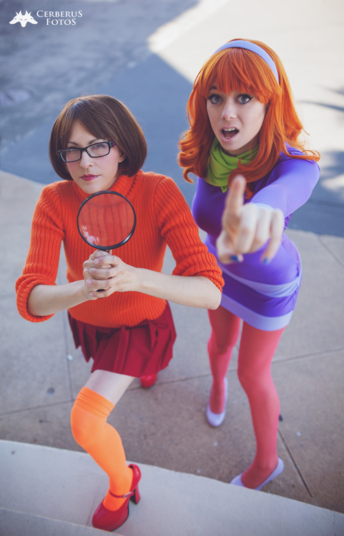 Velma from ScoobyDoo Cosplay