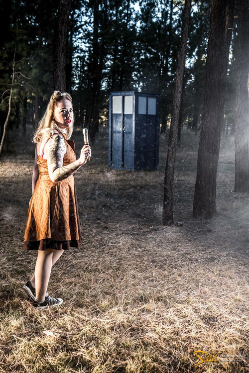 Doctor Who Photoshoot