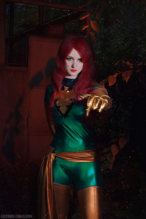 Jean Grey Phoenix Cosplay