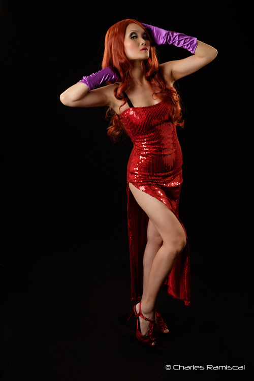 Jessica rabbit and star wars choose your cosplay - 4 4
