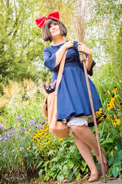 Kiki from Kikis Delivery Service Cosplay