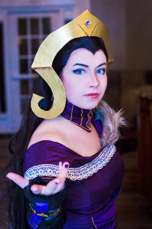Liliana Vess from Magic: The Gathering Cosplay