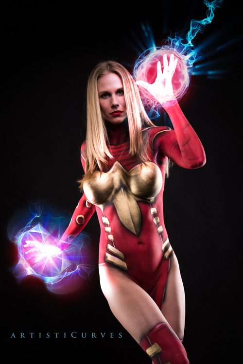 Magik Body Paint