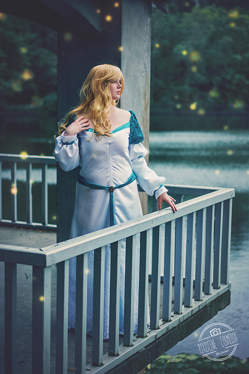 Odette from The Swan Princess Cosplay
