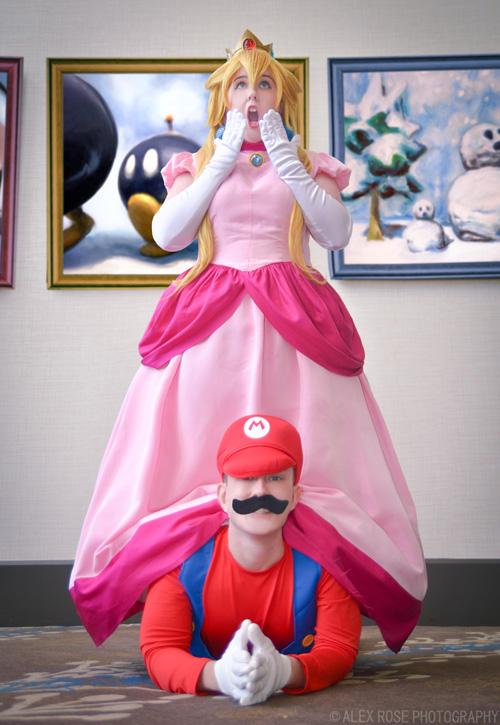 peach cosplay princess Best