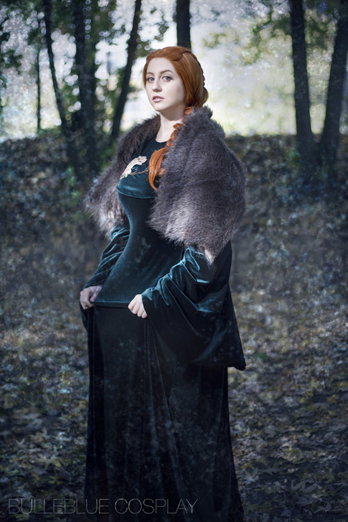 Sansa from Game of Thrones Cosplay