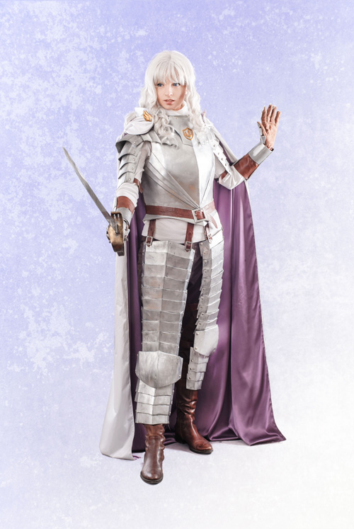 Griffith From Berserk Cosplay