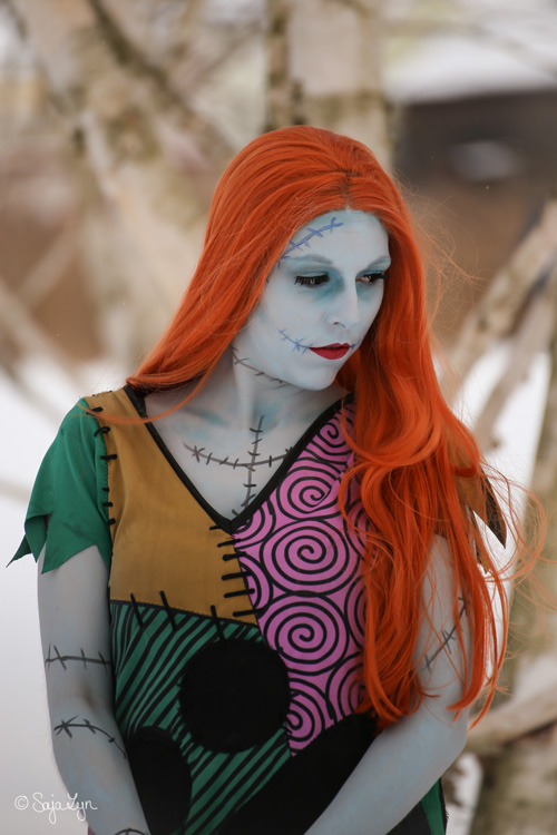 Sally Cosplay