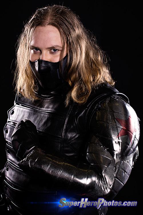 MCU Winter Soldier Cosplay