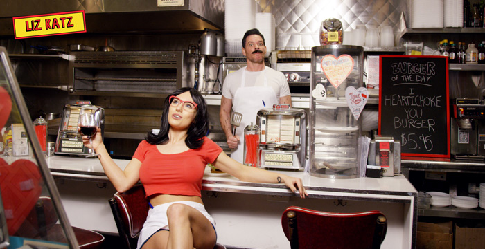 Bobs Burgers Valentines Day Cosplay